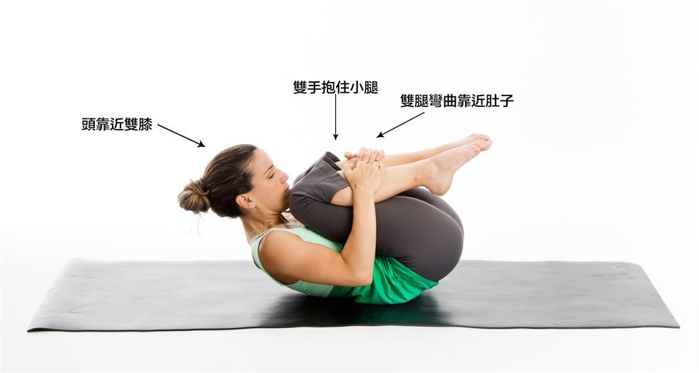 反轉頭碰膝式──增加脊椎彈性 | 運動星球 sportsplanetmag