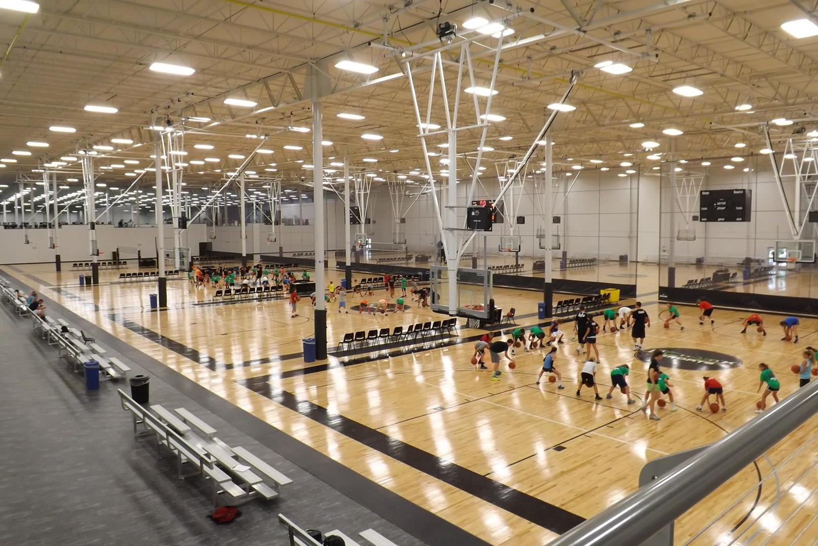 multiple basketball court diagram 2008 f250 wiring 9 top indoor facilities for 2016 sports planning guide