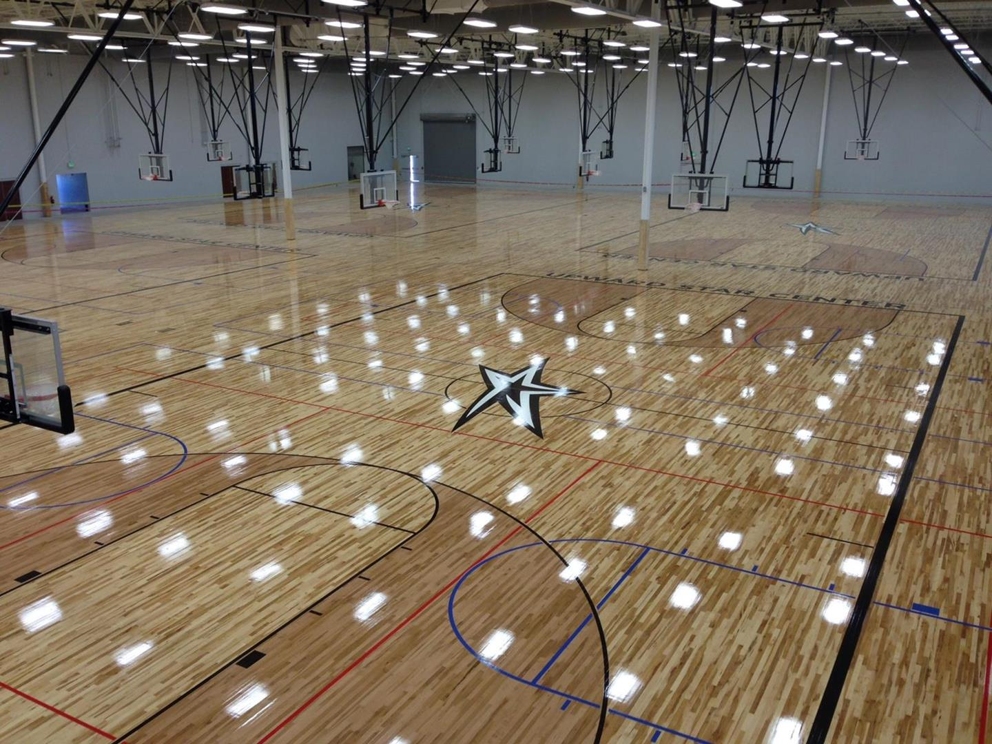 multiple basketball court diagram 2016 f150 stereo wiring 9 top indoor facilities for sports planning guide