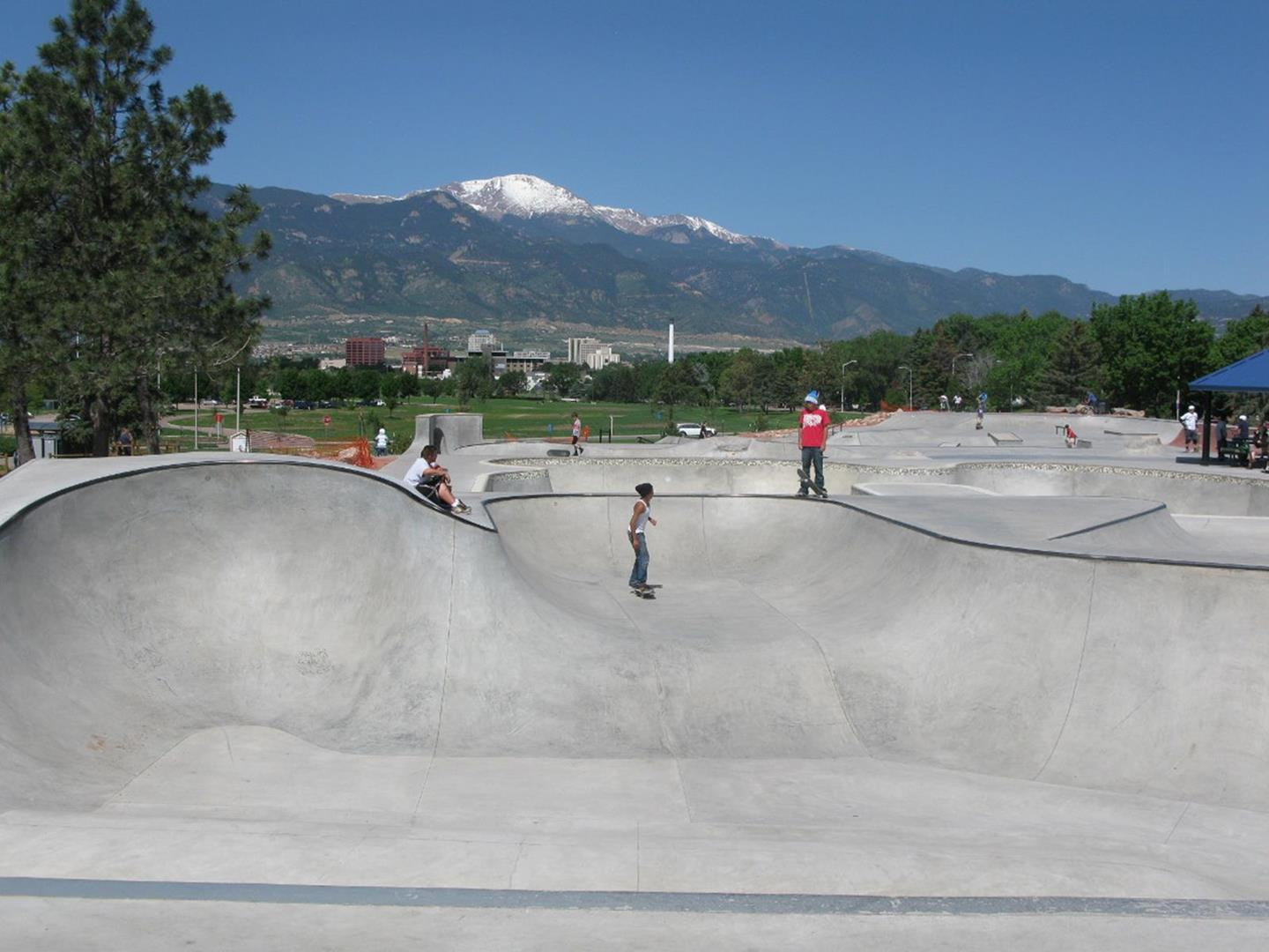 Colorado Springs is Olympic City USA and More - Sports Planning Guide