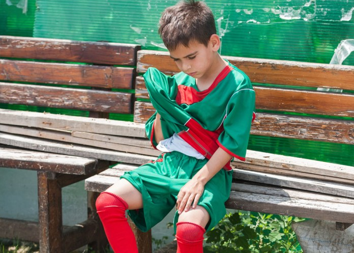 youth sports scheduling error