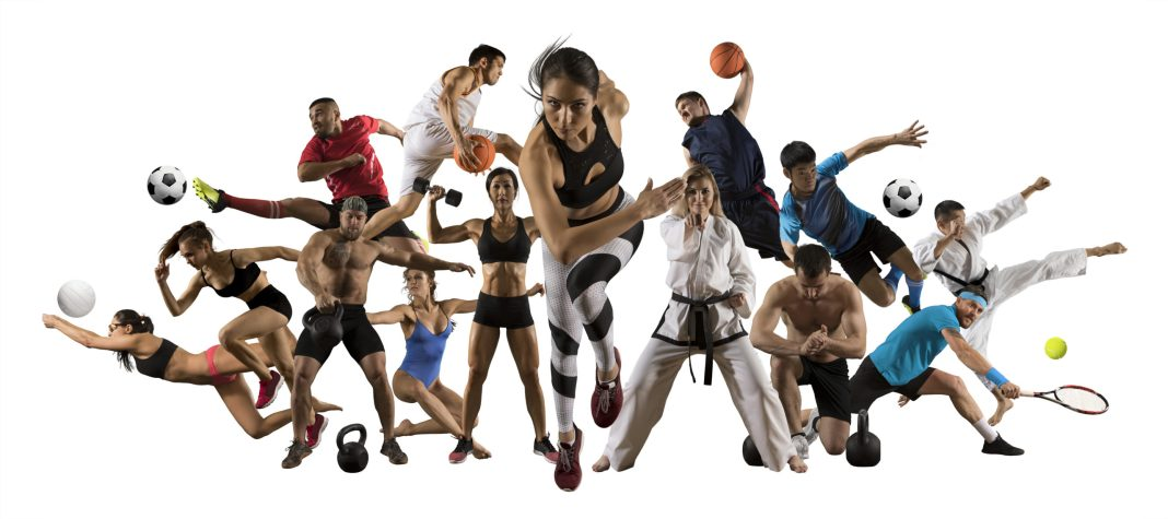 compare sports athletes skills