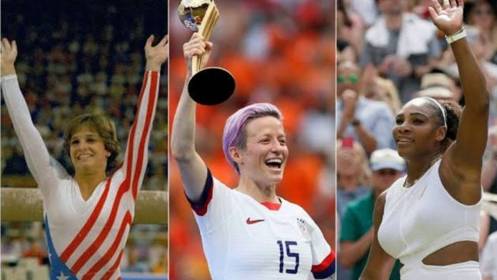 Sports Quotes from Iconic Sports Women