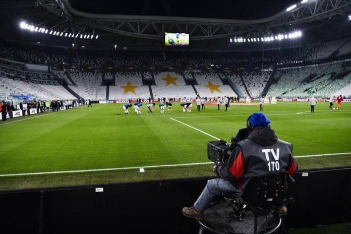 Serie A soccer (Marco Alpozzi/LaPresse via AP)
