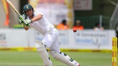 Photo of AB de Villiers replaces Hashim Amla as South Africa's permanent Test captain
