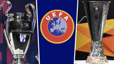 Photo of COVID travel restrictions cause UEFA to move UCL and UEL matches