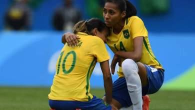 Photo of WOMEN'S FOOTBALL: Brazil suffer shoot-out heartbreak, Sweden to face Germany in final