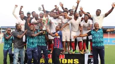 Photo of Kada City beat Insurance in #NNLSuper8 Final