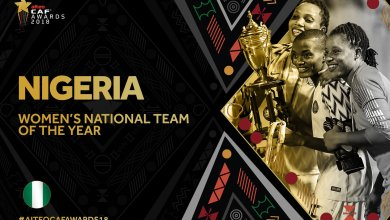 Photo of Falcons reign supreme at CAF African Awards – All the award winners