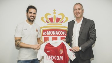 Photo of Cesc Fabregas joins Monaco from Chelsea on a three-and-a-half-year deal