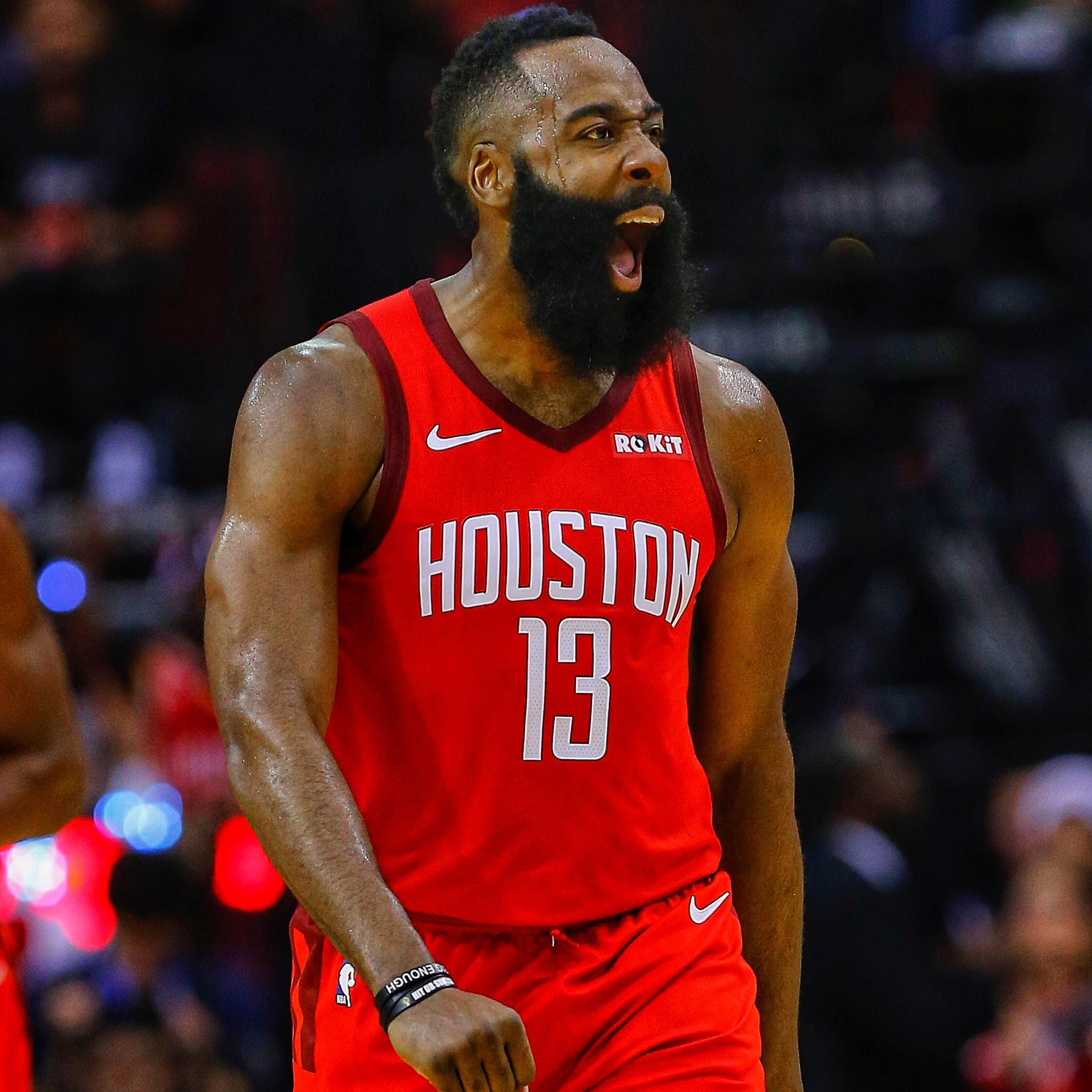 James Harden Nba Records: James Harden Sets NBA Record After Feat Against All 29