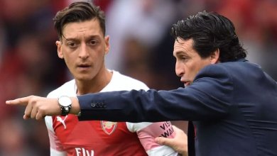 Photo of Emery: Why I didn't use Ozil in narrow loss to WestHam