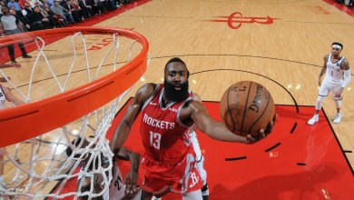 Photo of Rockets star Harden matches Chamberlain with historic performances