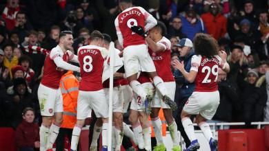 Photo of Arsenal 2 Chelsea 0: Lacazette and Koscielny fire Gunners to rousing derby win