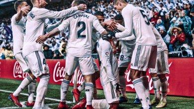 Photo of Real Madrid 2 Sevilla 0: Solari´s side take over third spot