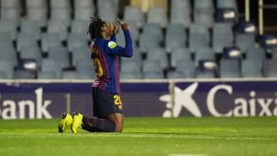 Photo of Barcelona 2 Recreativo 3: Asisat Oshoala's brace not enough