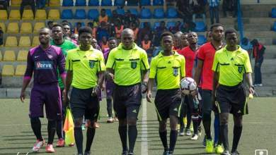 Photo of NRA defends the appointment of ref Joseph Ogabor banned by CAF for receiving bribe