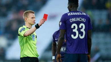 Photo of FC Midtjylland appeal Paul Onuachu dismissal against Aarhus for title push