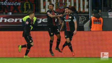 Photo of Bayer Leverkusen 3 Bayern Munich 1: Bailey, Volland and Alario down champions