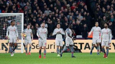 Photo of West Ham 1 Liverpool 1: Antonio equaliser opens door to chasing City