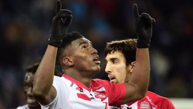 Photo of Gent 1 Mouscron 2: Taiwo Awoniyi scores again to make it 3 in 4