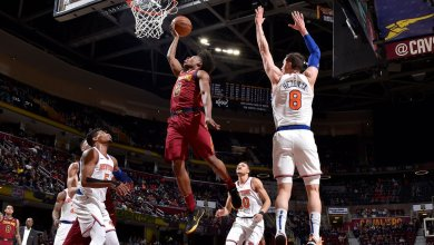 Photo of NBA Round Up: Knicks fall to Cavs, set franchise record with 17th straight loss sets NBA record with 10 consecutive triple-doubles