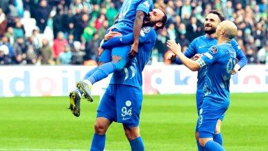 Photo of Bursaspor 0 Rizespor 2: Azubuike scores 1st league goal as Awaziem, Aminu and Shehu play part