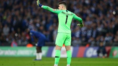 Photo of Chelsea fine Kepa for disobeying Sarri in EFL Cup final loss to City