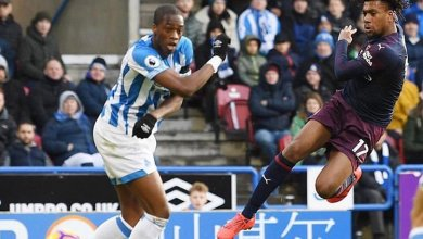 Photo of Huddersfield Town 1 Arsenal 2: Iwobi and Lacazette earn first away win since November
