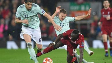 Photo of Liverpool 0 Bayern Munich 0: Forwards fail to fire in Anfield stalemate