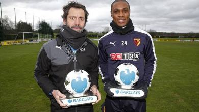 Photo of Odion Ighalo joins Quique Flores at Shanghai Shenhua