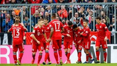 Photo of Bayern Munich 6 Wolfsburg 0: Lewandowski breaks Bundesliga record as champions go top