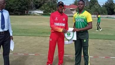 Photo of Zimbabwe take 1-0 series lead against Nigeria