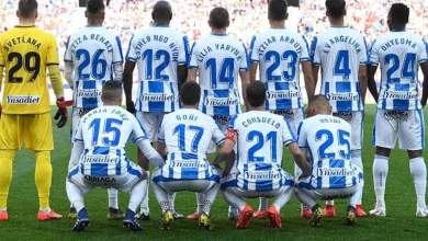 Photo of Kenneth Omeruo, Leganes celebrate International Women's day in a unique way