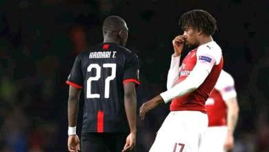Photo of Why Alex Iwobi won't say sorry for provocative gesture against Rennes's Hamari Traore