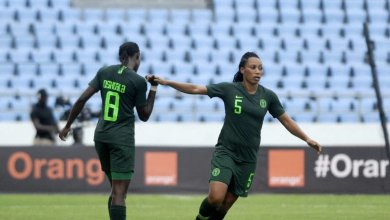 Photo of #CyprusWomensCup: Nigeria hammer Thailand to finish 7th, South Africa placed 10th