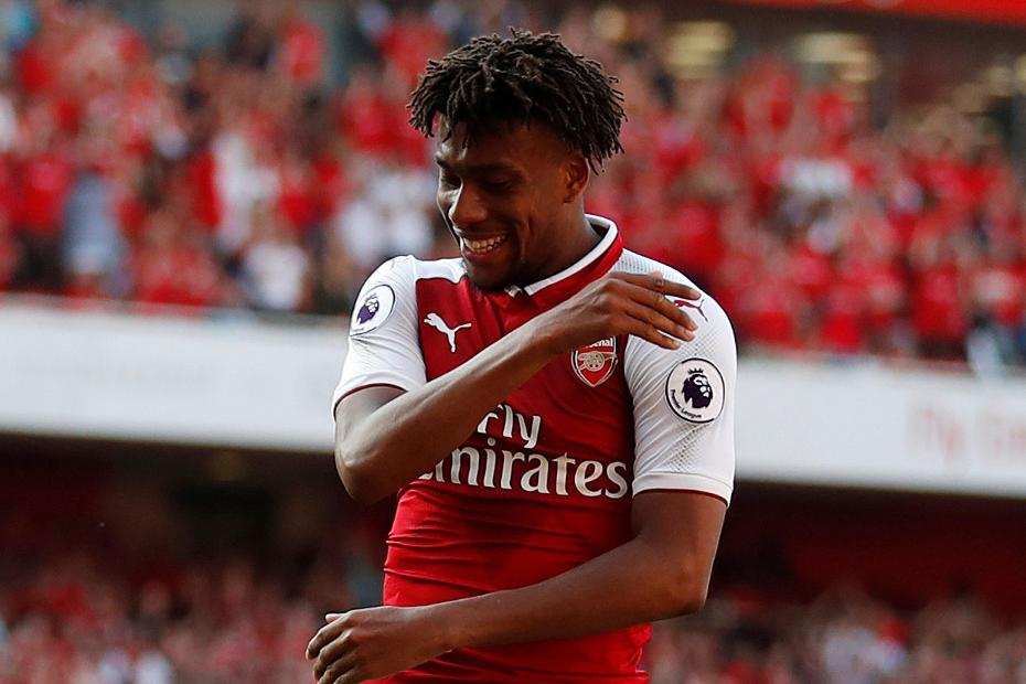 521363b3e0b Europa League  Alex Iwobi