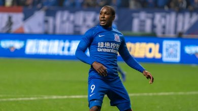 Photo of Odion Ighalo's 2nd goal in 3rd game helps Shanghai Shenhua secure first league win
