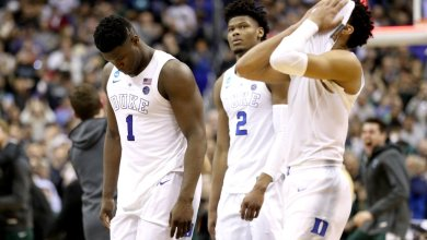Photo of Michigan State send Zion Williamson´s Duke out NCAA