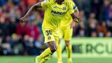 Photo of 100% tackles and take-ons; Samuel Chukwueze turns head in Villarreal's home loss to Valencia