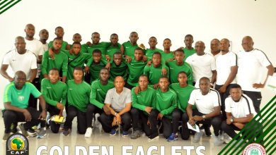 Photo of U17 AFCON: Eaglets target Brazil 2019 ticket