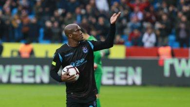 Photo of Trabzonspor 2 Yeni Mala 1: Anthony Nwakaeme hits double figures tally in league in four straight season