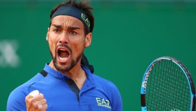 Photo of Fognini ends Nadal´s Monte Carlo winning streak to book final spot
