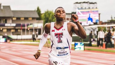 Photo of Divine Oduduru runs 9.94s to join list of quickest African athletes