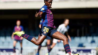 Photo of Nigerian women players abroad: Oshoala sets Afrcan record, Ohale stuns Okobi and Ayinde in Sweden