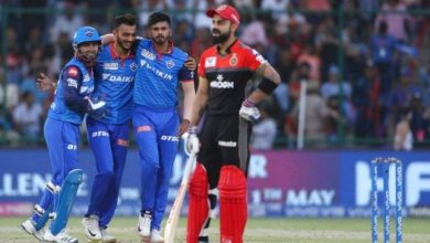 Photo of Capitals beat Kohli´s RCB to seal play-off place