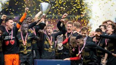 Photo of Paul Onuachu helps Midtjylland win first ever Danish Cup title