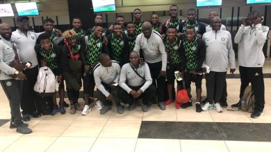 Photo of U23 AFCON: CAF Postpone 3rd Round Qualifiers To September
