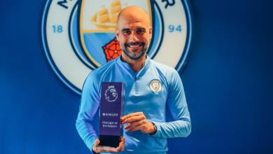 Photo of Guardiola Named Premier League Manager of the Season
