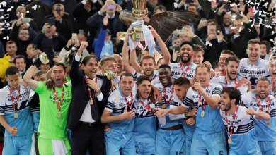 Photo of Lazio Defeat Atalanta To Win Coppa Italia